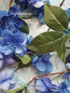 delphinium summer 2018