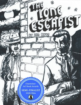 The Lone Escapist (1st Illustration) - Copy - Copy